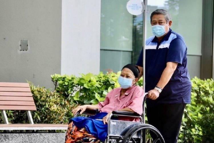 Penanganan Ani Yudhoyono Sesuai Protap