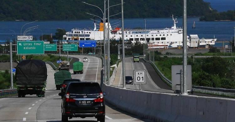 Tol Trans Sumatera Mulai Dipadati Pemudik