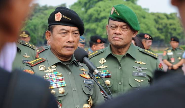Wacana Referendum Aceh, Moeldoko: Kembali Kepada Konstitusi RI