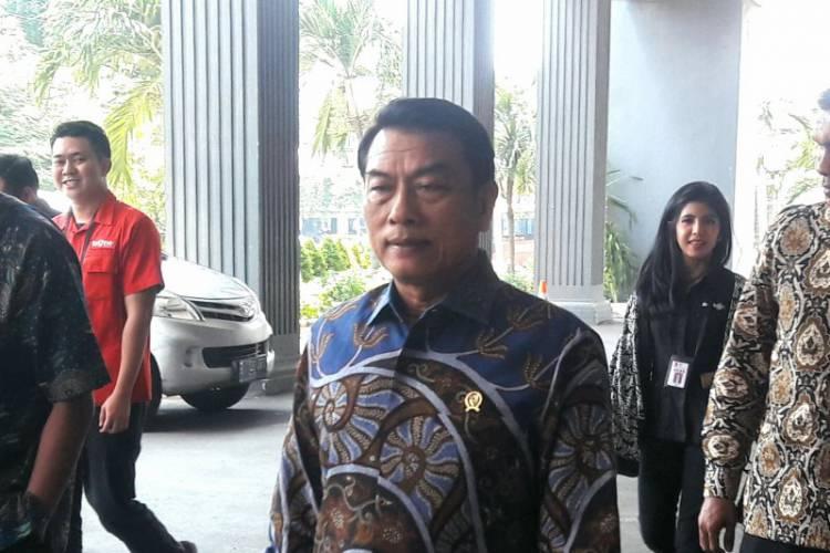 Jokowi Undang Jenderal Purnawirawan Bahas Kondisi Polkam