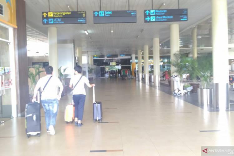 Bandara Sultan Thaha Lengang, Belum Ada Lonjakan Pemudik