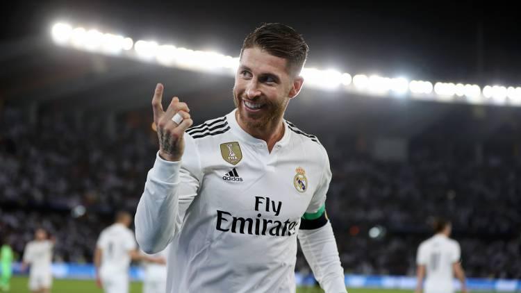 Sergio Ramos Bantah Pindah ke China