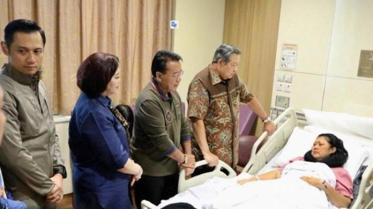 Staf Pribadi Benarkan Ani Yudhoyono Meninggal Dunia