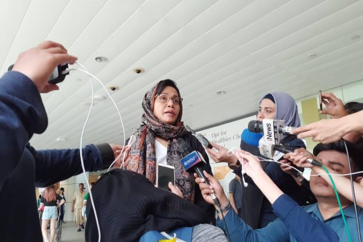 Sejumlah Menteri dan Tokoh Ke Singapura Melayat Ani Yudhoyono