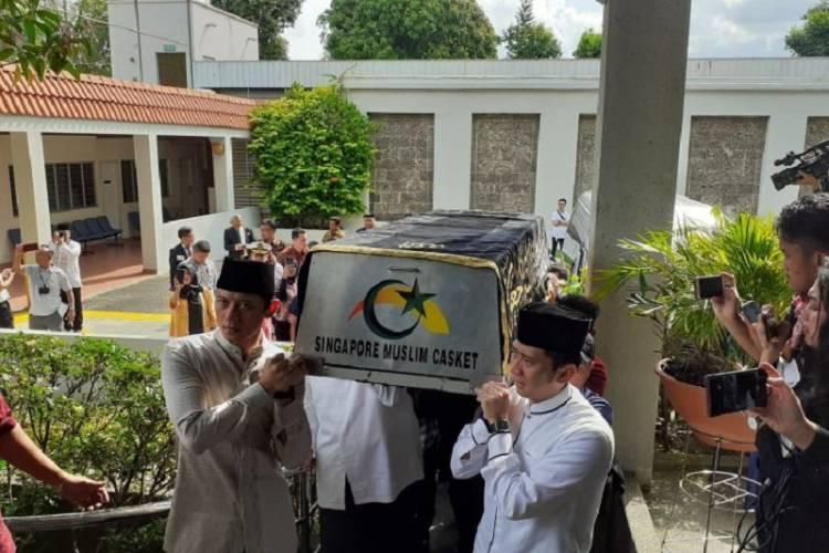 Putra Sulung SBY Sampaikan Pernyataan Keluarga Besar Yudhoyono