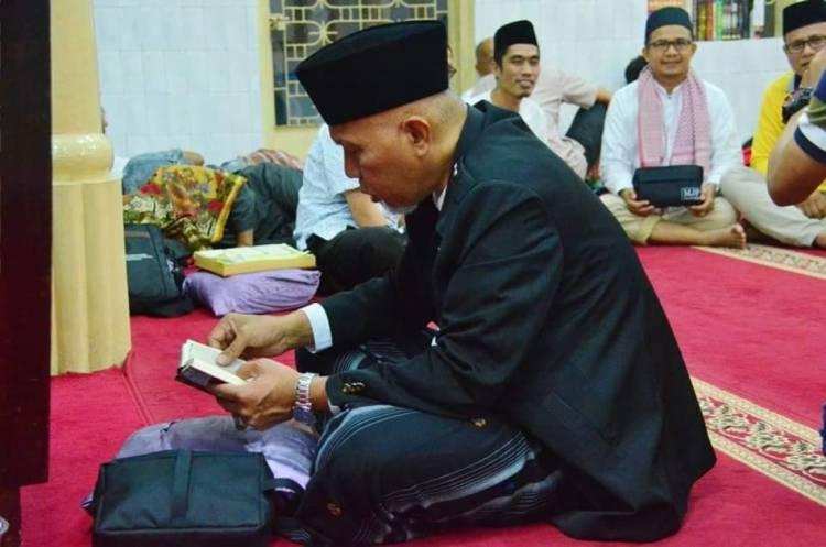 Para Pencari Lailatul Qadar di Penghujung Ramadhan