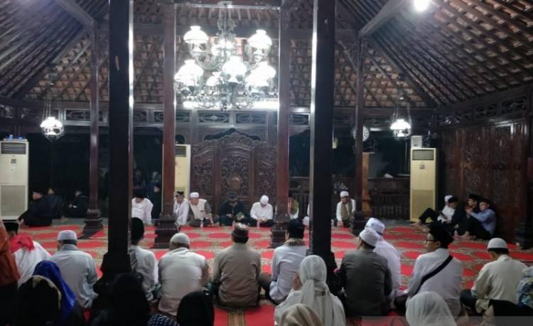 Keluarga SBY Gelar Pengajian dan Doa Bersama