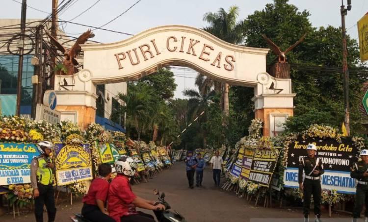 Dua Kali Upacara Sebelum Ani Yudhoyono Dimakamkan