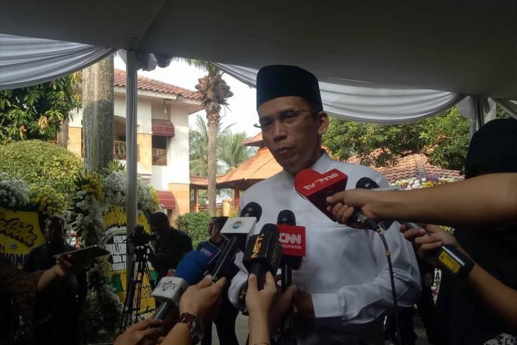 Mantan Politisi Demokrat, TGB Kenang Ani Yudhoyono Sosok yang Cinta Suami