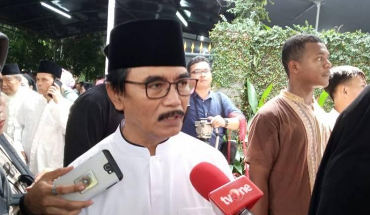 Adhyaksa Dault Khawatirkan SBY Pasca Ditinggal Ani
