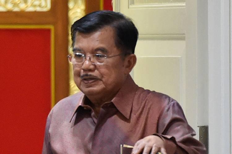Wapres JK Tak Muncul Melayat Ani Yudhoyono