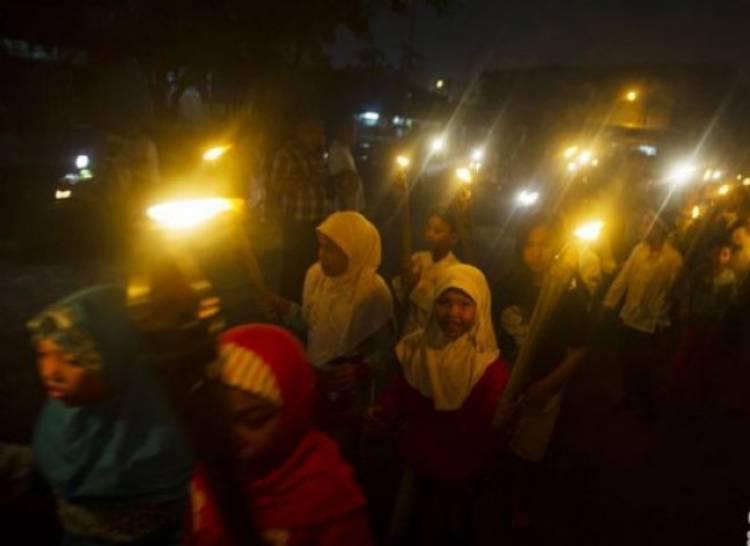 Gema Takbir Jogja Perebutkan Piala Raja Yogyakarta