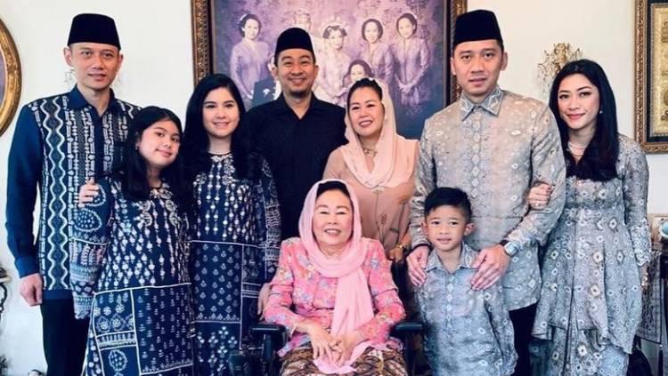 AHY-EBY Silaturahmi Keluarga Gus Dur, Begini Kata Yenny