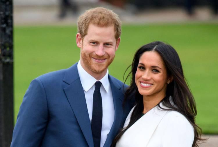 Pangeran Harry Beserta Istri Hadiri Parade Militer Ulang Tahun Ratu