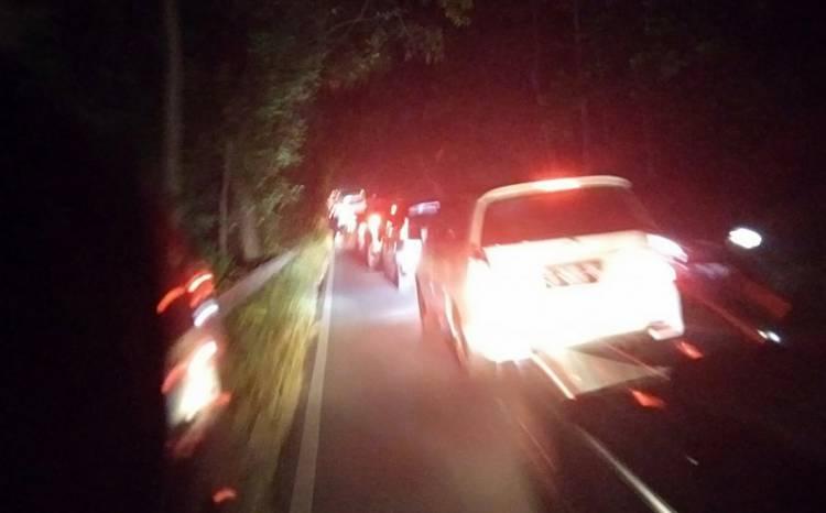 Antrian Kendaraan Mencapai 4 Kilometer di Bangkalan