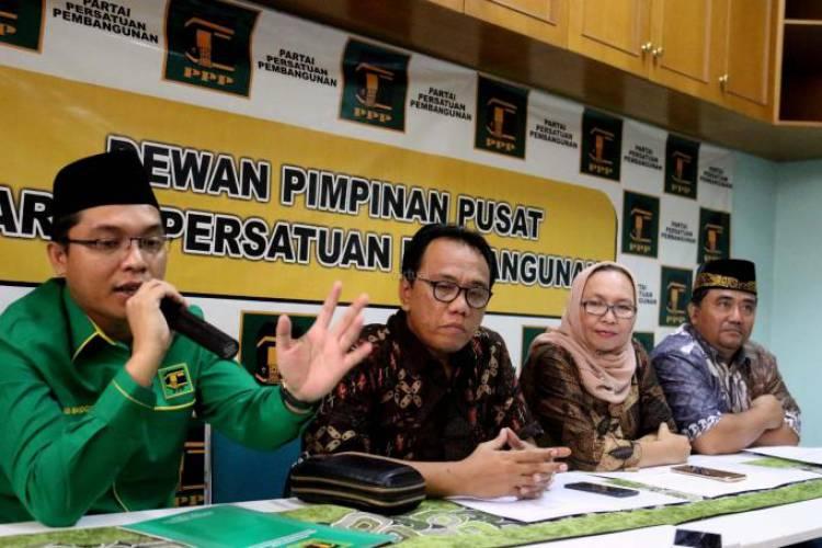 PPP Terbuka Jika Ada Anggota Baru Koalisi Jokowi-Ma'ruf