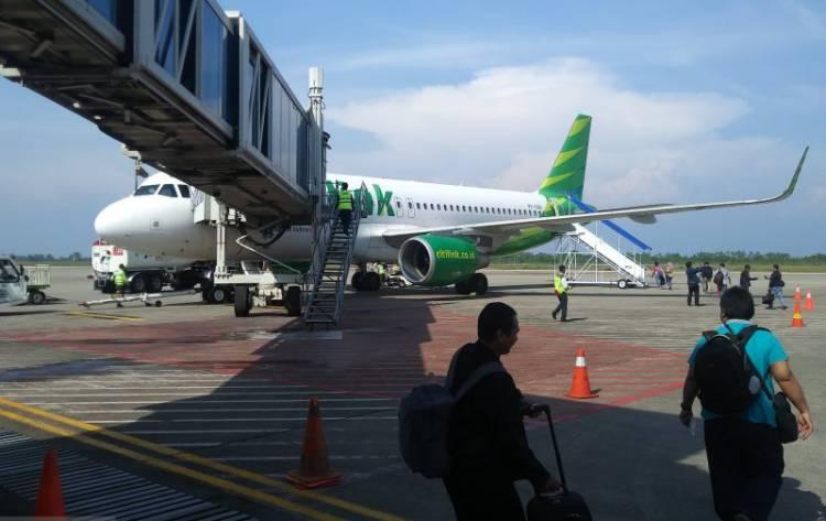 6.239 Pemudik Tinggalkan Sumbar Lewat Bandara Minangkabau Pada H+2