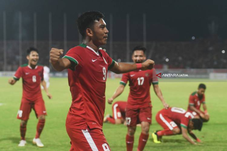 Tumbangkan Filipina, Tiga Gol Rafli Warnai Kemenangan 5-0 Indonesia