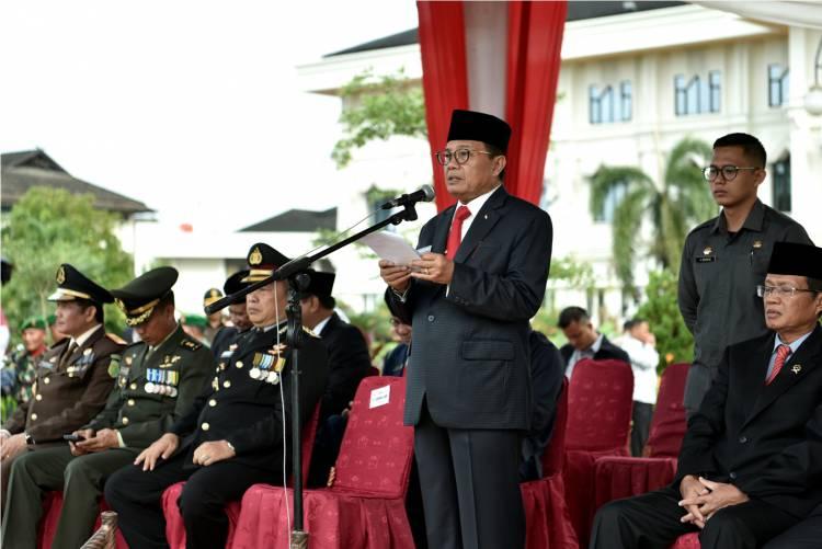 Usai Libur Idul Fitri, Seluruh Pegawai akan Disidak Gubernur Jambi