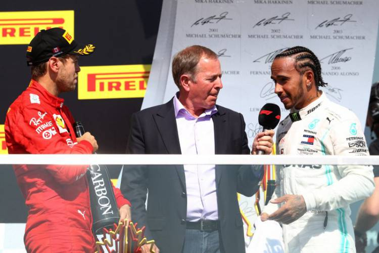 Vettel Gagal Juara Karena Penalti, Ini Komentar Hamilton