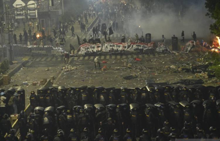 Amnesty Soroti Polisi Tak Jelaskan Korban Jiwa dan Pelaku Penembakan Warga Saat Kericuhan 22 Mei