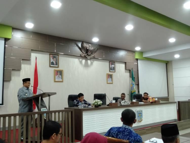 Coaching Clinic SAKIP, Maulana: Pengelolaan Birokrasi dan Integritas Kita Pelayanan kepada Masyarakat