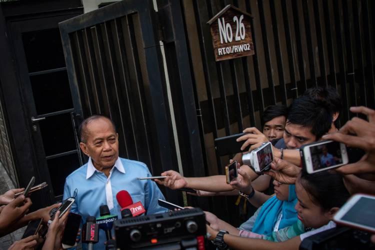 Soal KLB, Syarief Hasan: Tak Perlu Susah-susah, SBY Tinggal Serahkan ke AHY