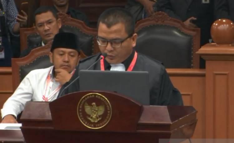 BPN Minta Pendukung Ikuti Imbauan Prabowo Tak Hadir ke MK