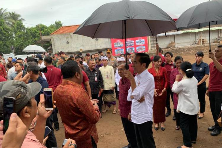 Terkait Sidang MK, Jokowi: Proses Hukum Harus Kita Hormati