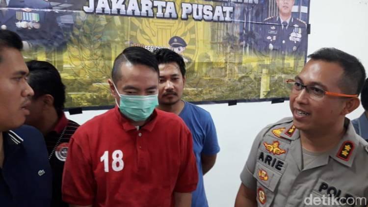 Andy Wibowo, Direktur yang Ditangkap Jadi Koboi Todongkan Senpi