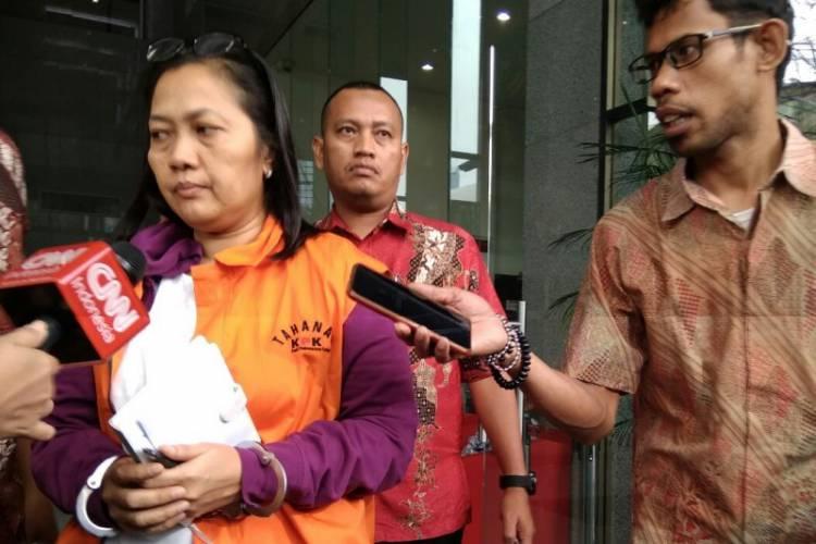 Inas Nasrullah dan Nasril Anggota Komisi VI DPR Dipanggil KPK