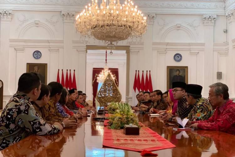 Jokowi Kumpulkan Pelaku UMKM untuk Mendisain Kebijakan Ekonomi Mikro