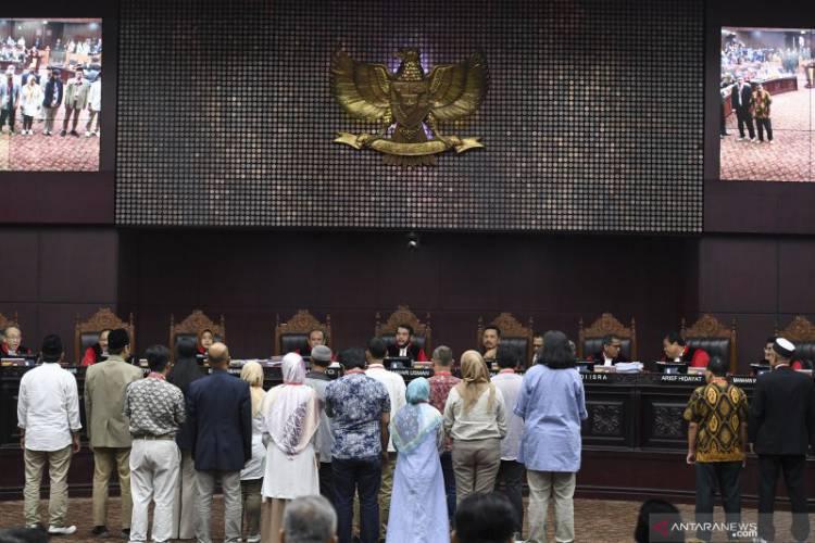 Hakim Minta Bukti P-155 untuk Konfrontasi Kesaksian Agus Maksum