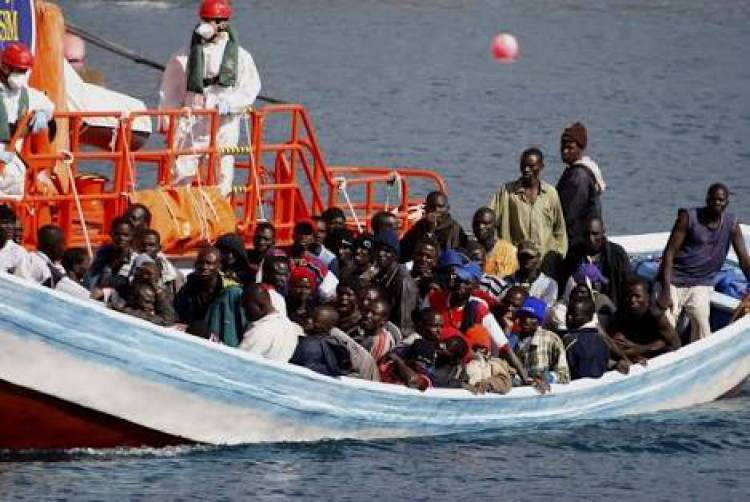 20 Migran Lenyap di Lepas Pantai Spanyol
