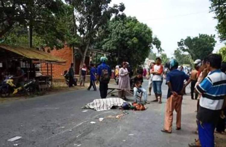 Tragis! Terseret Lima Meter, Wanita Asal Tungkal Tewas di TKP