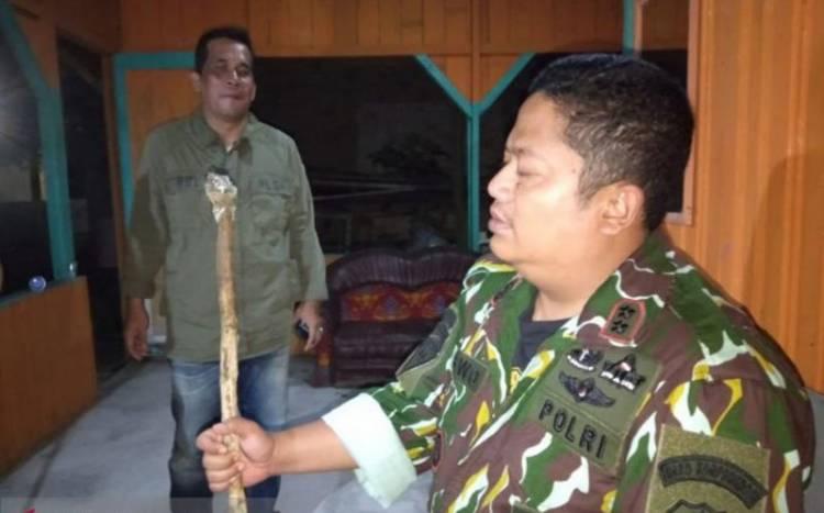 Kapolres: Pelaku Penusukan Pendeta Diduga Gangguan Jiwa