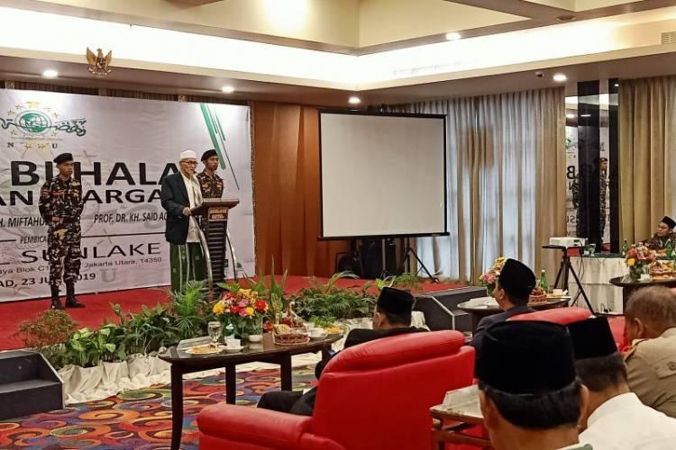 NU Siapkan Kader untuk Duduk di KabineT Jokowi-Maruf