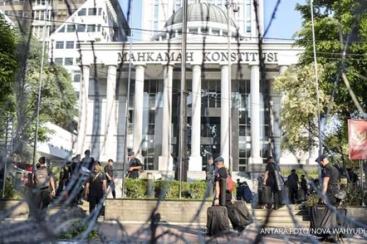 Polisi Larang Aksi di Depan MK