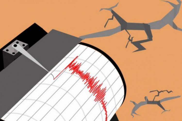 Gempa Magnitudo 7,7 di Laut Banda