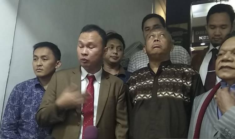 Bersyukur Bisa Bebas, Eggi Sudjana: Terima Kasih Pak Prabowo