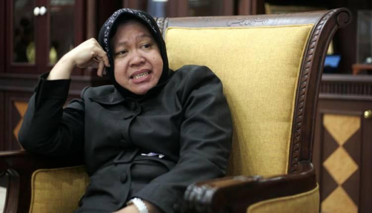 Dokter Putuskan Wali Kota Risma Dirujuk ke RSUD Soetomo Surabaya