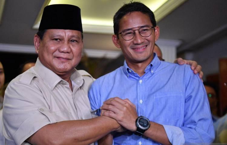 Prabowo: Kami Tak Berhenti Perjuangkan Rakyat, Kita Berjuang di Legislatif