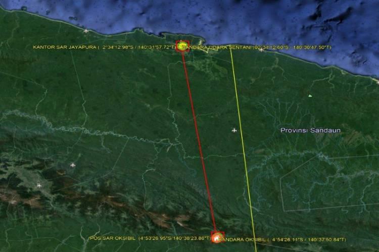 TNI AD Kerahkan Dua Helly Bell-Pesawat Cari Helikopter Hilang