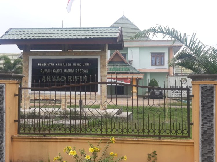 Aksi Uring-uringan Pegawai Medis RSUD Ahmad Ripin, DPRD: Jangan Diulangi Lagilah!