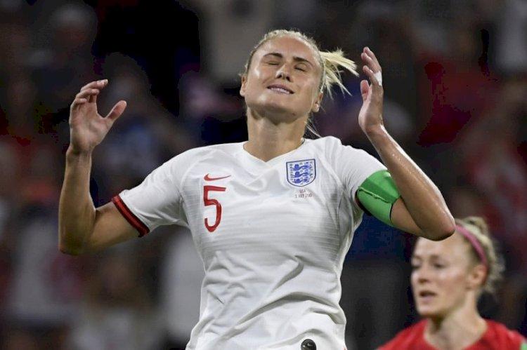 Kapten Inggris Patah Hati Gagal Capai Final Piala Dunia Putri