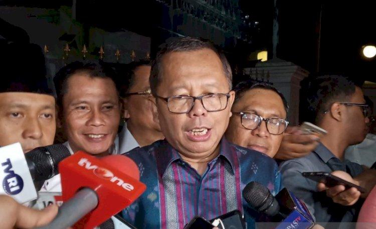 Tim Kampanye Nasional Jokowi-Ma'ruf Amin Tak Dibubarkan Berlanjut Pemilu 2024