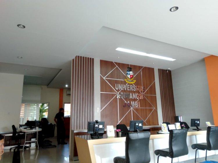 Tim Auditor Datangi Unaja, Begini Kata Wakil Rektor II....