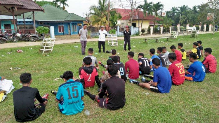Hadapi Event Suratin Cup U17, Begini Cara Latihan Squad Besutan Kiki