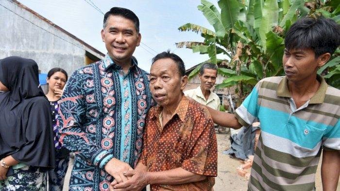Presiden RI Nobatkan Walikota Jambi Sy Fasha Tokoh Nasional Peduli Lansia