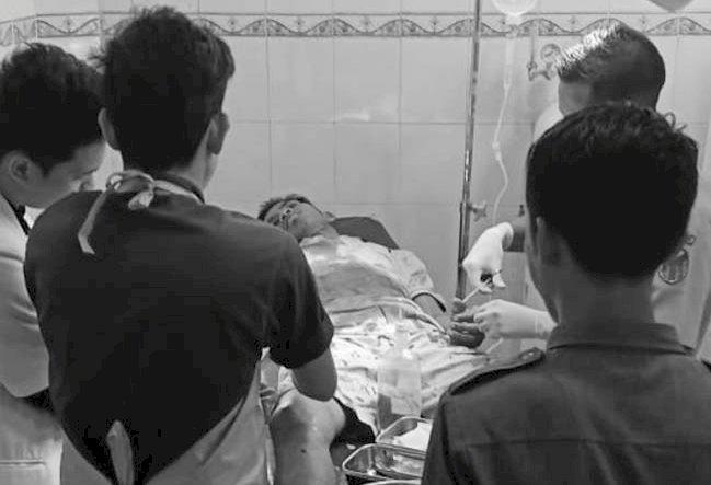 SADIS!! Sopir Batubara Dibegal, Perut Ditusuk Pakai Pisau